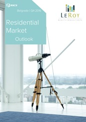 Residential Market Outlook Belgrade, Q4 2016